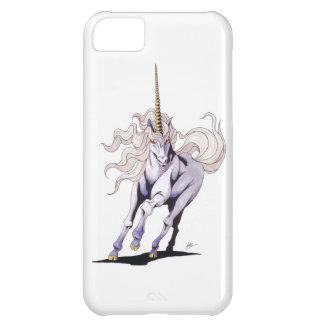 Unicorn violet iPhone 5C case