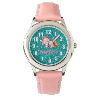 Unicorn Watch with your name