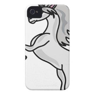 Unicorn White iPhone 4 Case