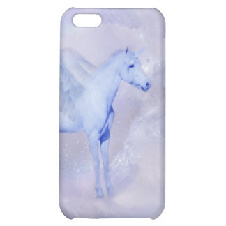 Unicorn with wings fantasy iPhone 5C cases