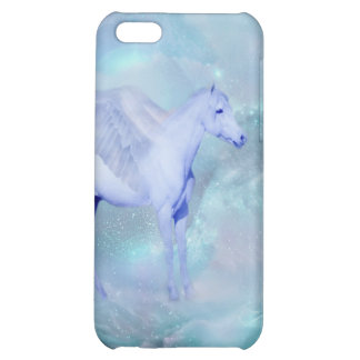 Unicorn with wings fantasy cover for iPhone 5C