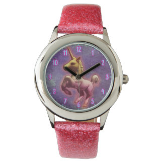 Unicorn Wrist Watch | Purple Mist