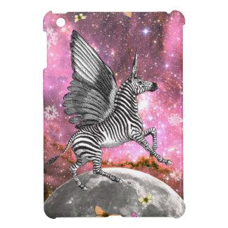 Unicorn Zebra Pegasus Case For The iPad Mini
