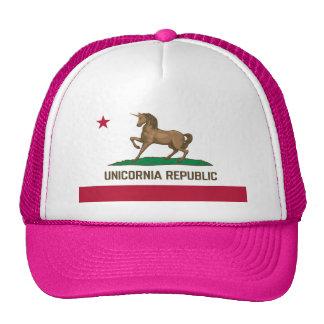 Unicornia Republic PINK! Cap