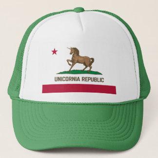 Unicornia Republic Trucker Hat