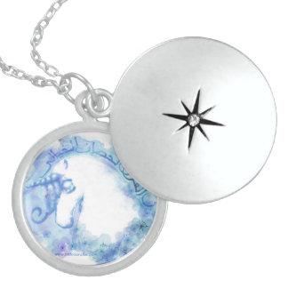 Unicornio Sterling Silver Necklace