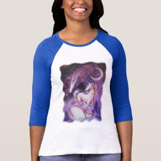 Unicorns and the Night Sky T-Shirt