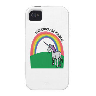 Unicorns are Magical Case-Mate iPhone 4 Covers