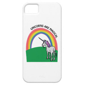 Unicorns are Magical Cover For iPhone 5/5S