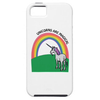 Unicorns are Magical iPhone 5/5S Cover