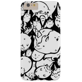 Unicorns Barely There iPhone 6 Plus Case