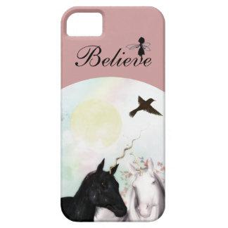 Unicorns believe iPhone 5 case