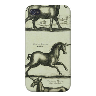 Unicorns Case For The iPhone 4