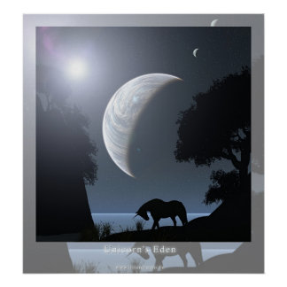 Unicorn's Eden Poster