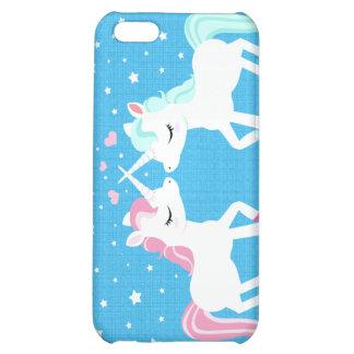 Unicorns in love Iphone case iPhone 5C Case