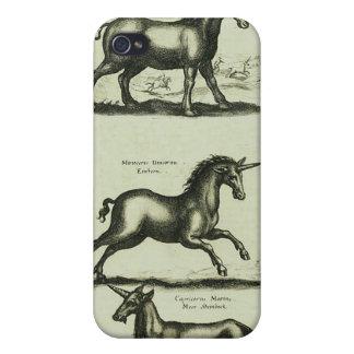 Unicorns Cases For iPhone 4