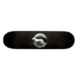 Unicorn's Journey Custom Skateboard