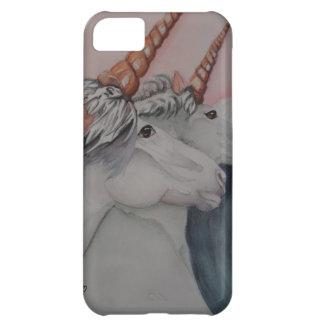 Unicorns of the sea iPhone 5C covers