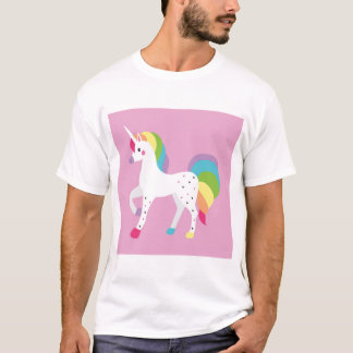 Unicorns Pink T-shirt awesome