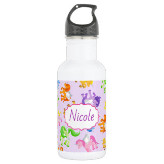 Unicorns Sprinkled with Love 532 Ml Water Bottle