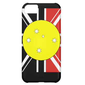 Unification flag of Australia iPhone 5C Case