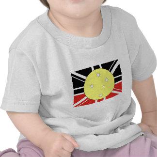Unification flag of Australia T-shirt