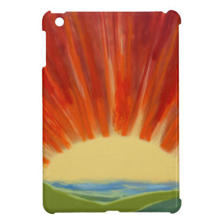 Unified Expressions of SUN LIGHT Cover For The iPad Mini