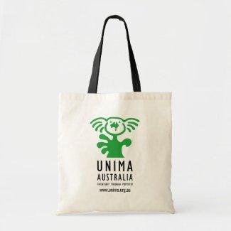 UNIMA Australia bag