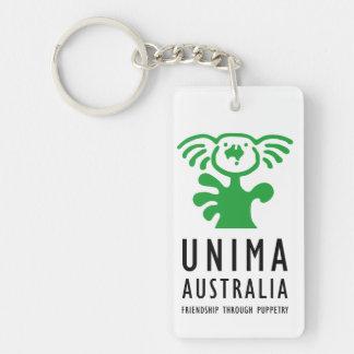 UNIMA Australia Key Chain