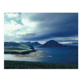 Unimak Island, Dora Harbor Postcard