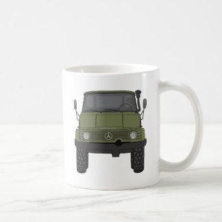Unimog Green Coffee Mug