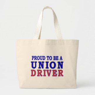 UNION DRIVER TOTE BAG