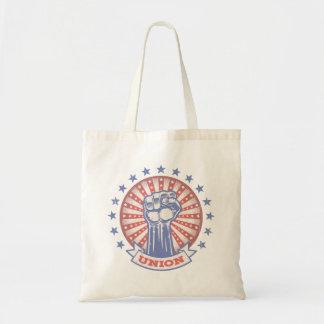Union Fist 817 Tote Bag