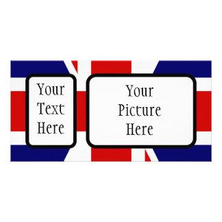 Union Flag Card