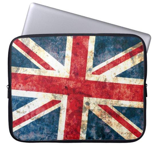 """Union Jack 15"""" Laptop Sleeve"""