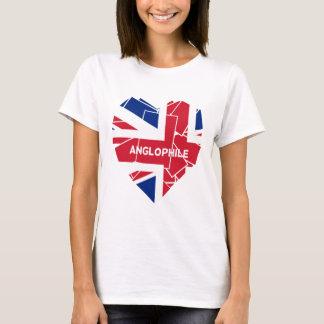 Union Jack Anglophile T-Shirt