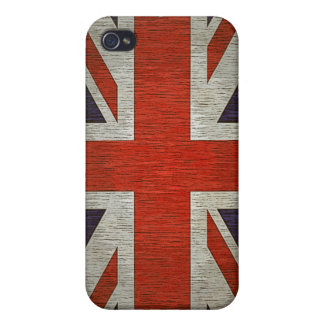Union Jack Apple iPhone Fitted Case iPhone 4 Cover