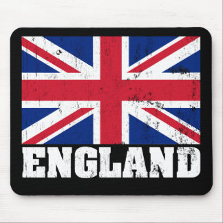 Union Jack British Flag Mousepad