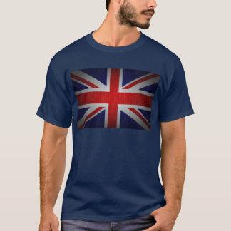 Union Jack British Flag Plus Size t Shirt