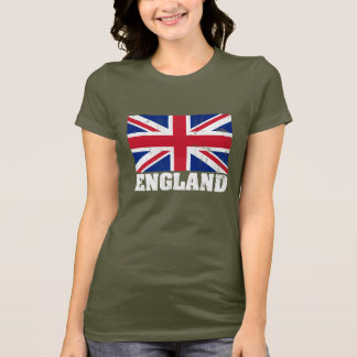Union Jack British Flag T-Shirt