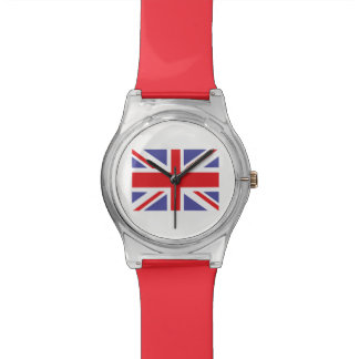 Union Jack British Flag Watch