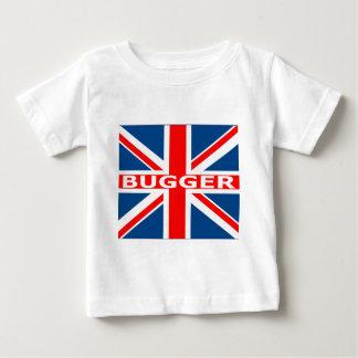 Union Jack bugger Tshirt