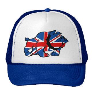 Union Jack Bulldog Cap