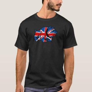Union Jack Bulldog T-Shirt
