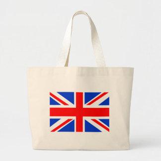 Union Jack Canvas Bag