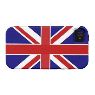 Union Jack Vibe iPhone 4 Cases