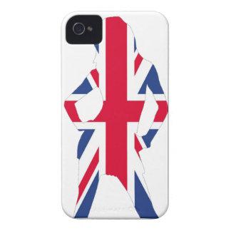 Union jack iPhone 4 cases