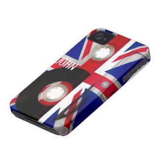 Union Jack Cassette iPhone 4 Case