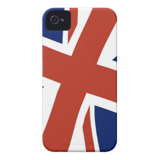 Union Jack Close Up iPhone 4 Cover
