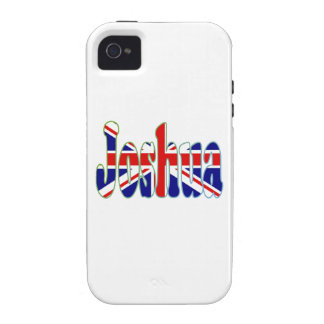Union Jack cutout Joshua Case For The iPhone 4